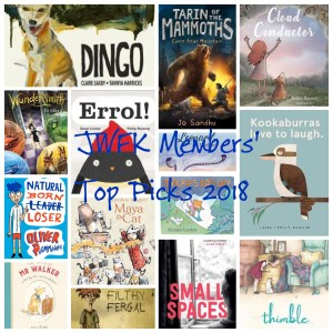 The JWFK Members' Top Children's Books of 2018!