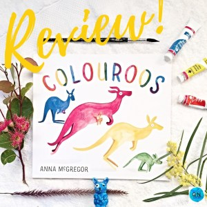 Book Review: Colouroos by Anna McGregor
