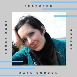 Featured Author: Kate Gordon