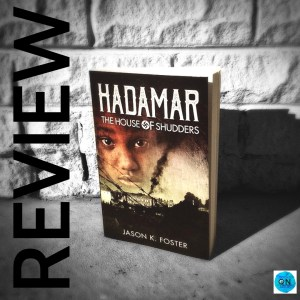 #BookReview: Hadamar: The House of Shudders by Jason K Foster