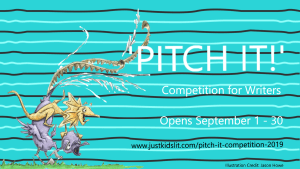 Pitch It! Competition 2019