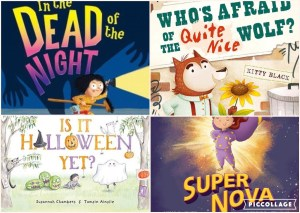 Fun Picture Books for Halloween 2019