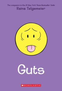 Book Review: Guts, by Raina Telgemeier