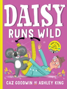 #BookReview: Daisy Runs Wild by Caz Goodwin and Ashley King