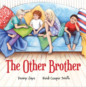 #BookReview: The Other Brother by Penny Jaye and Heidi Cooper Smith