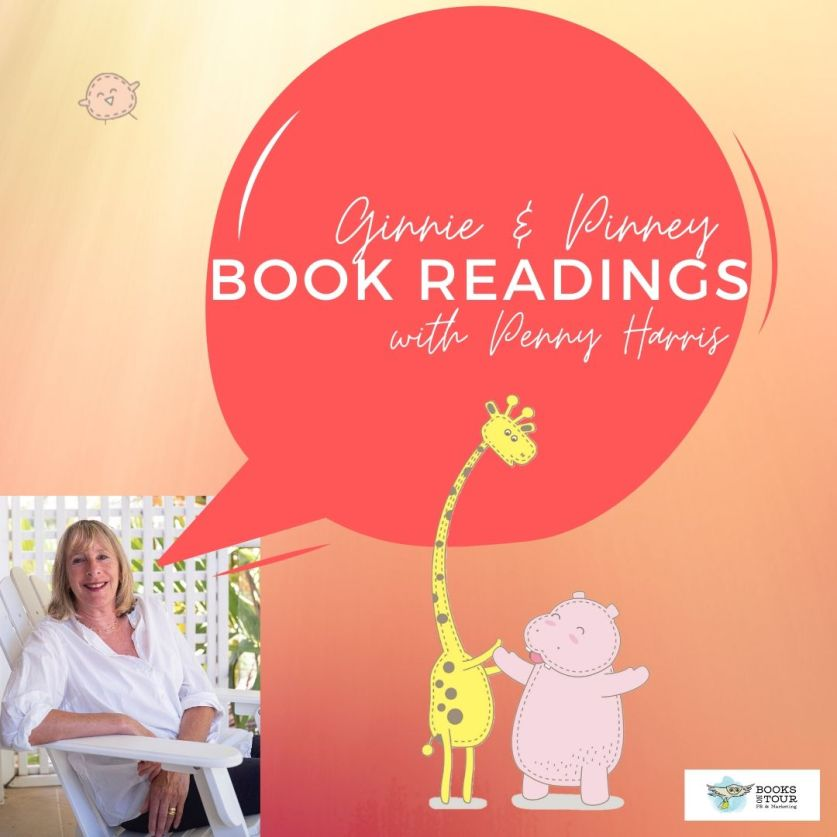 Special Ginnie & Pinney Book Readings with Penny Harris