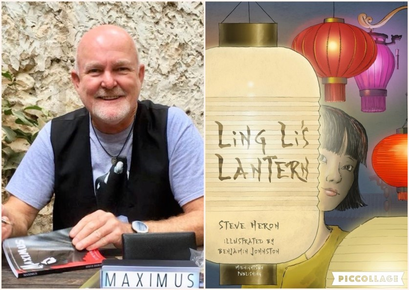 The Quick Six Interview with Steve Heron on Ling Li's Lantern