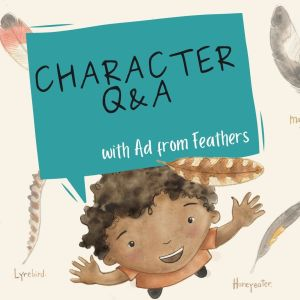 Character Q and A with Ad from Feathers