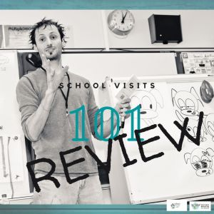 #CourseReview: School Visits 101 by Adam Wallace