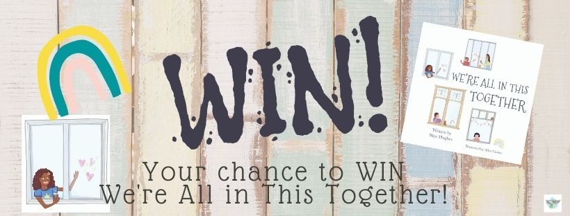 Let's Share to WIN with the We're All in This Together #BookGiveaway!