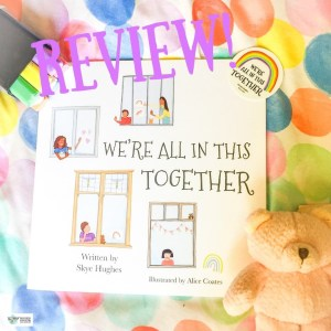 #BookReview: We're All in This Together by Skye Hughes and Alice Coates