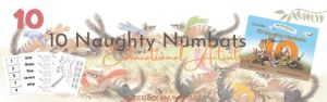 Ten Naughty Numbats Number Games