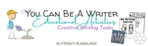 You Can Be A Writer: Educational Activities