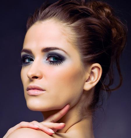 Макияж для зеленых глаз (фото)