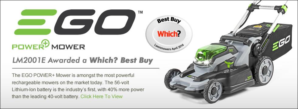 Ego LM2001EKIT Power+ Cordless Lawn Mower