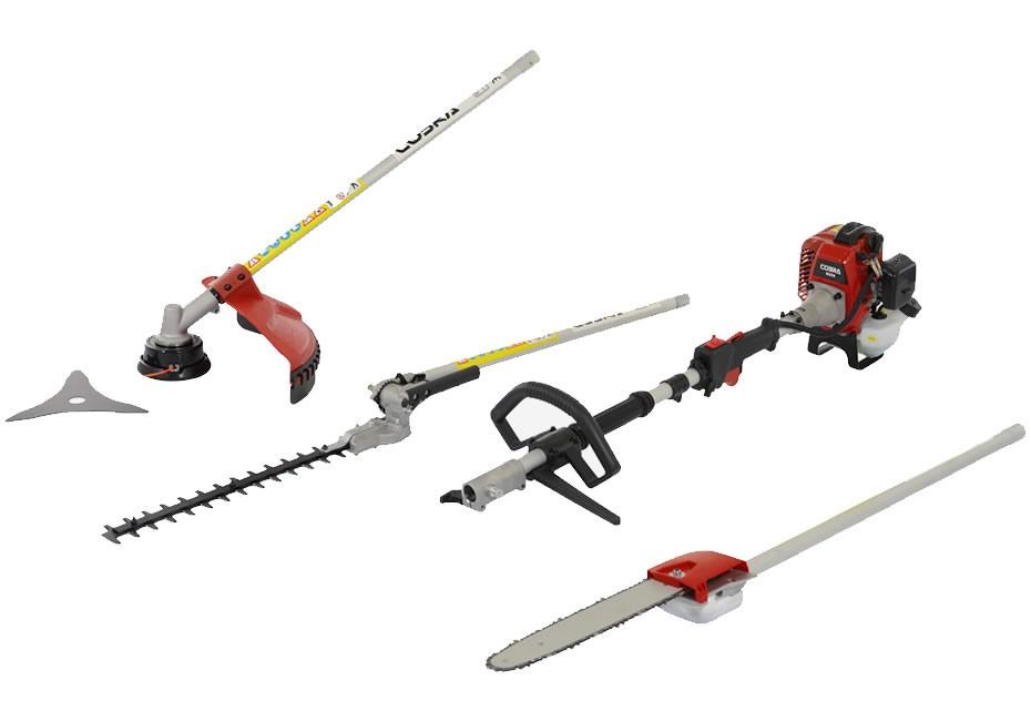 2 Cobra Petrol Multi-Tools