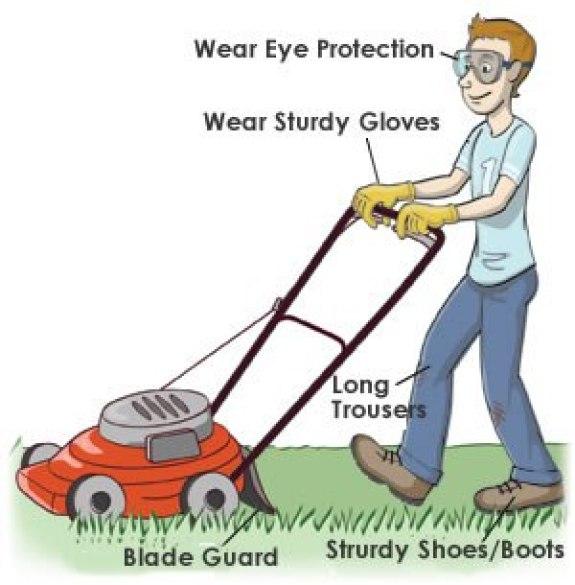 safety-first-mower