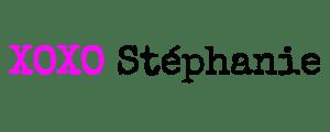 XOXO STEPHANIE LOGO