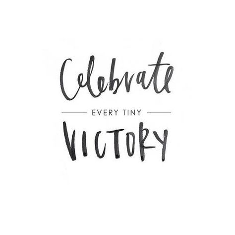 Be victorious.