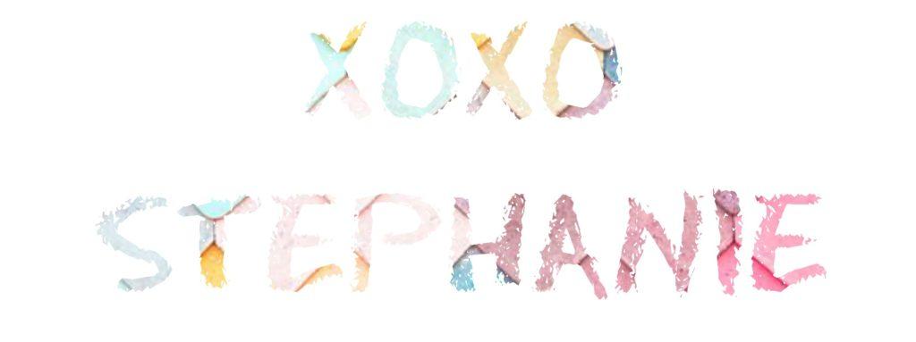 XOXO STEPHANIE 2