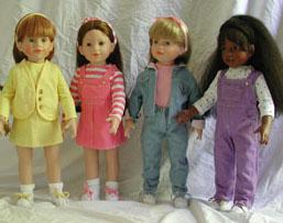 No Longer Manufactured Original Magic Attic Doll Megan