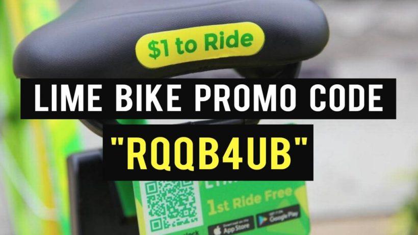 3 Free Lime Bike Promo Code