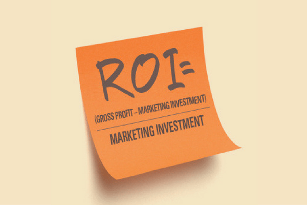 boost the Return on Investment ROI of an Online Company