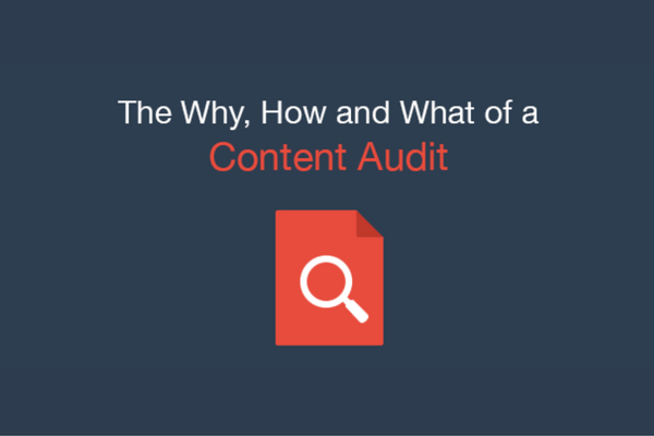 content audit to improve the life of the content