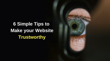 Make your Website Trustworthy