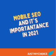 Mobile SEO and It's Importantance in 2021
