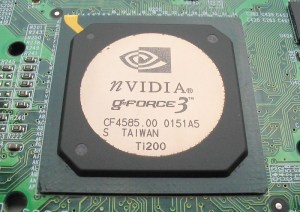 NVIDIA GPU GeForce