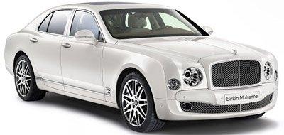 Bishop, I.V. Hilliard car