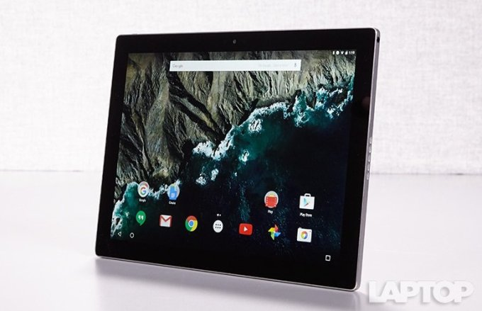 Reviewing The Google Pixel C