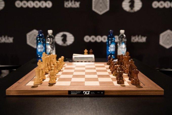 Facebook Messenger has a hidden chess game