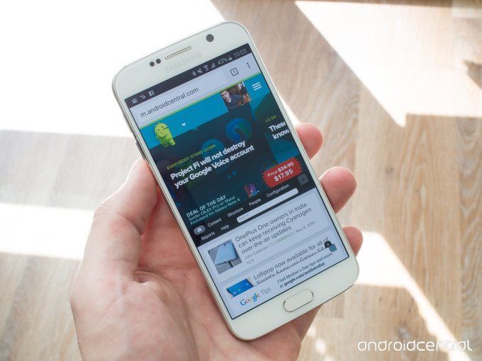 Samsung's Android Browser Gets Ad Blocking Capabilities
