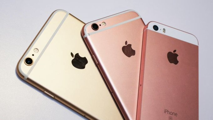 Taking a look at the specs of the new 4-inch iPhone SE