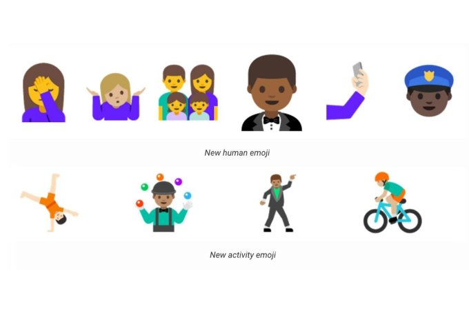 This year, Android emoji will finally look human