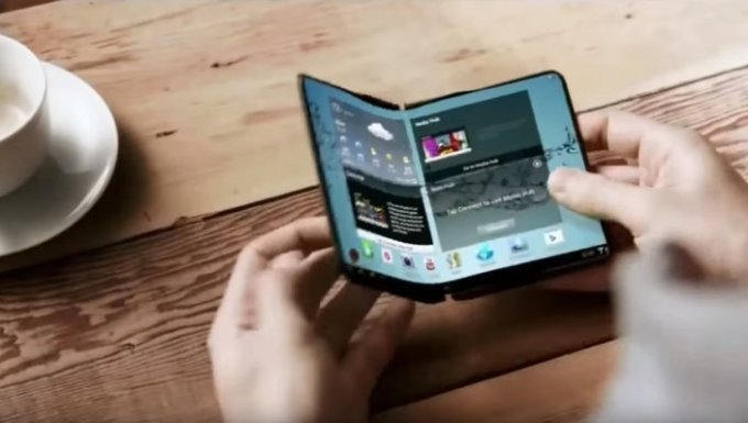 SAMSUNG EYEING THE RELEASE TWO BENDABLE SMARTPHONES BY 2017