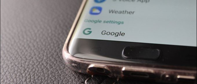"""Tutorial: Accessing the """"Google Settings"""" App on the Samsung Galaxy S7"""