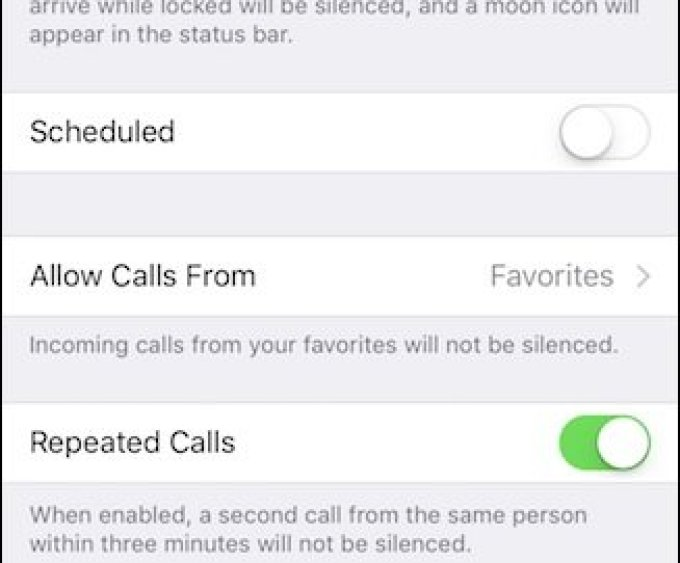 Tutorial: Is There Any Difference Mute on the iPhone and Between Do Not Disturb?