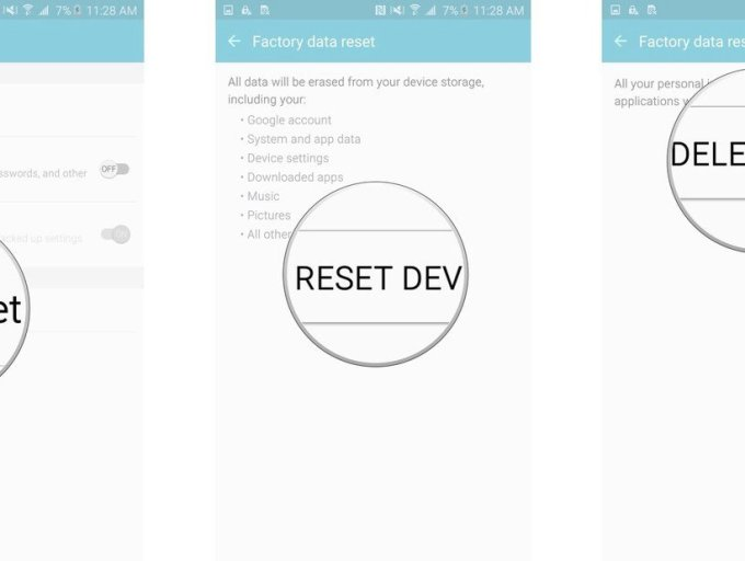 Tutorial: How You Can Factory Reset Your Galaxy Note 5