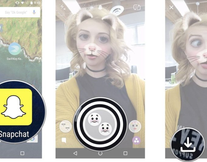 Tutorial: How can I save and screenshot Snapchat Snaps on Android
