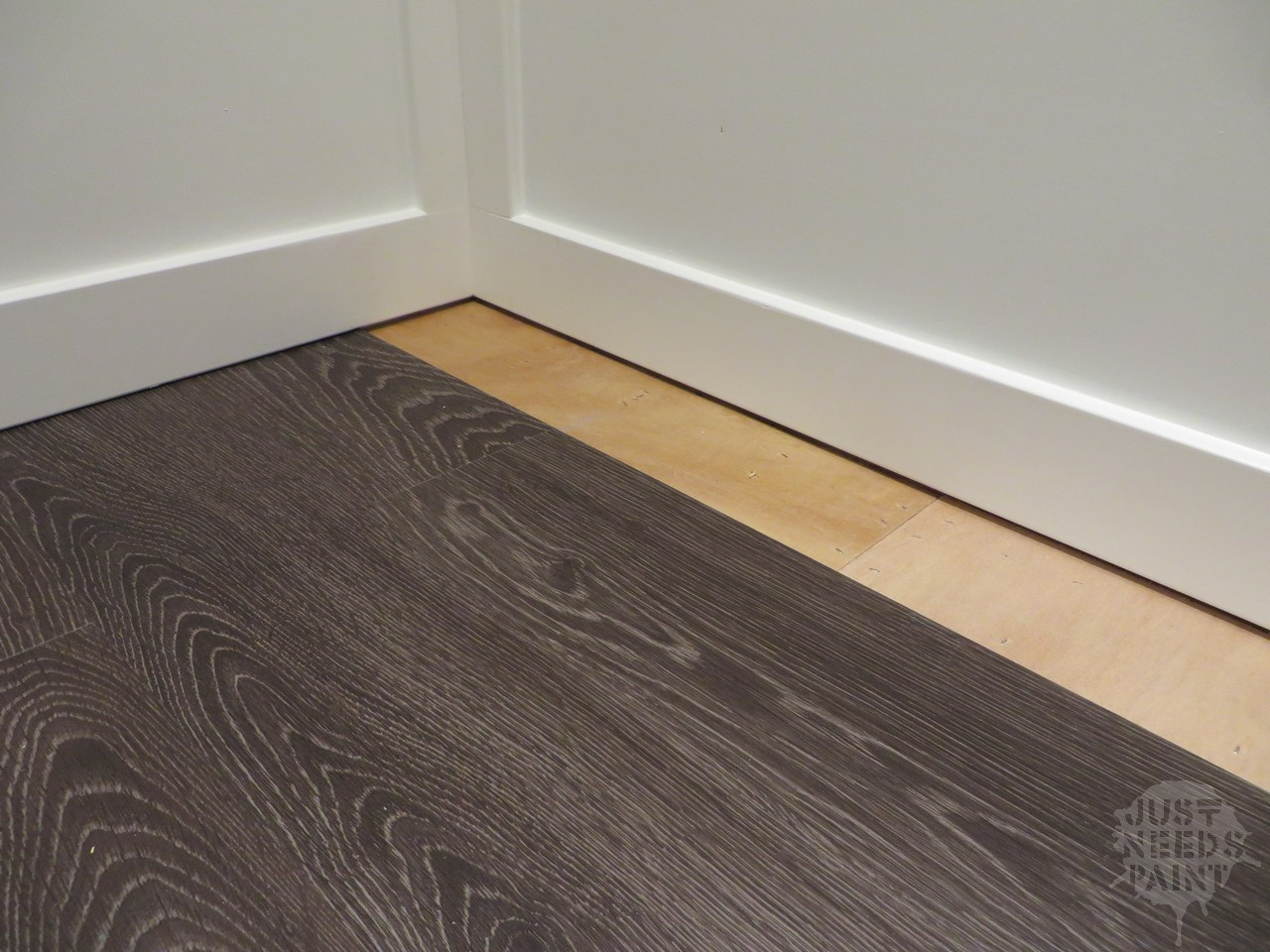 Installing Lock Laminate Flooring Without Removing Baseboards Is Not Covered In The Installation Instructions