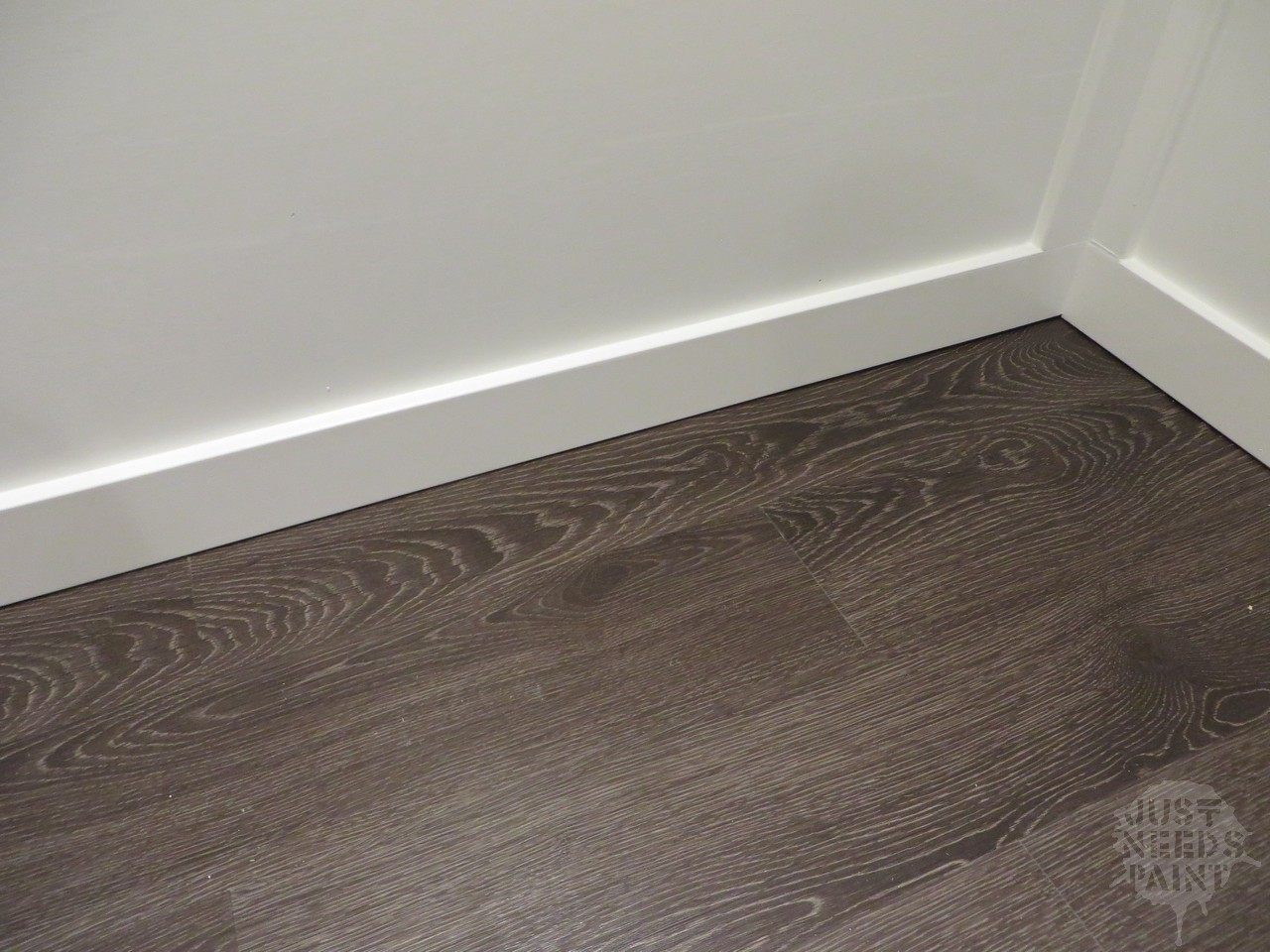 How To Install Click Laminate Flooring Without Removing Baseboards