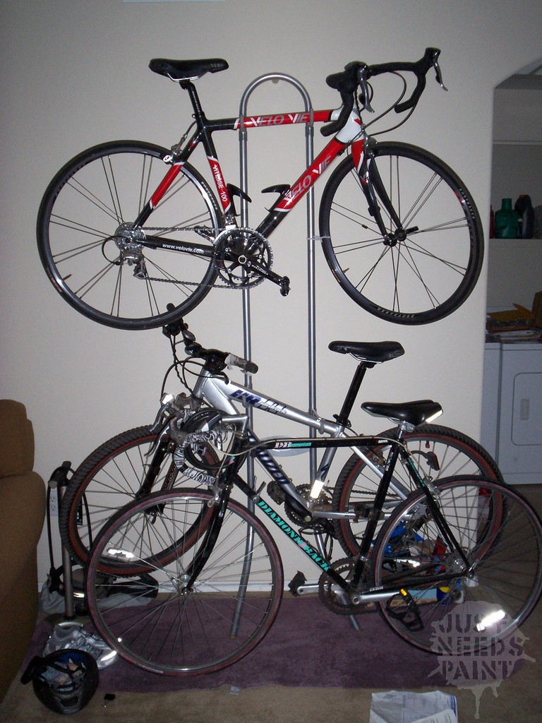 Bicycle Storage Solutions Get Your Space Back Just