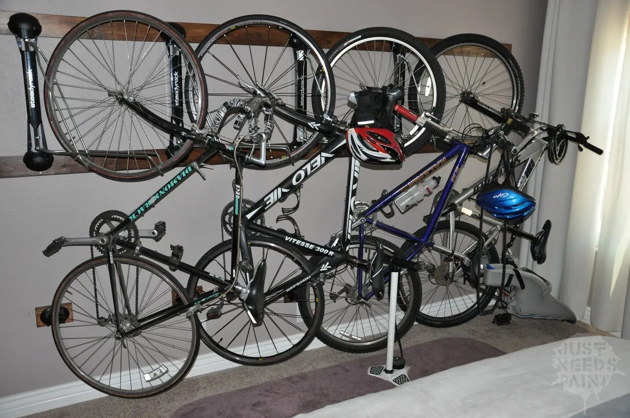 Bicycle Storage Solutions-Get Your Space Back! - Just