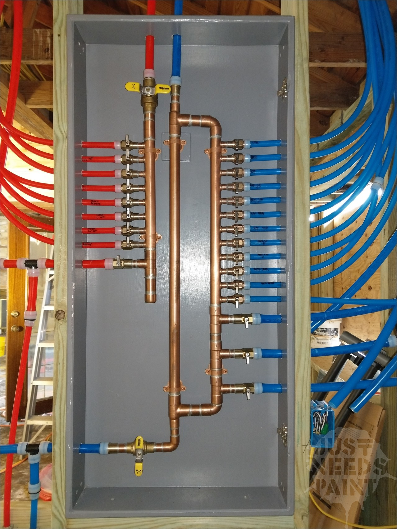 How To Build A Pex Manifold A Step By Step Guide Just