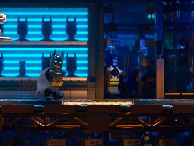 The Lego Batman 5