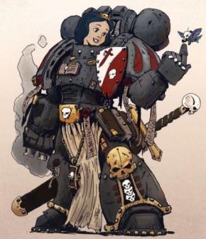 Disney-Warhammer