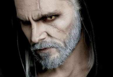Cosplay di Geralt